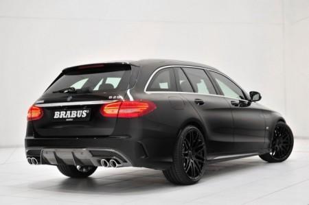 Mercedes-Benz C-Class Wagon S205 от Brabus