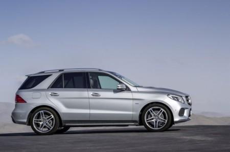 Mercedes GLE рестайлинг 2016