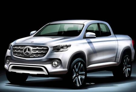 Mercedes PickUp Concept