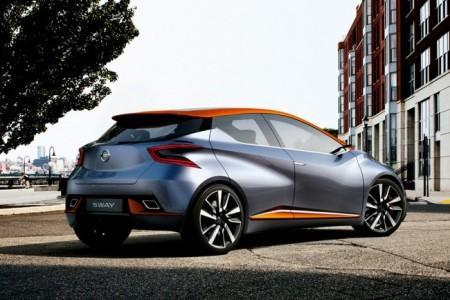 Nissan Sway концепт-кар 2015