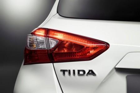 Nissan Tiida в новом кузове для России
