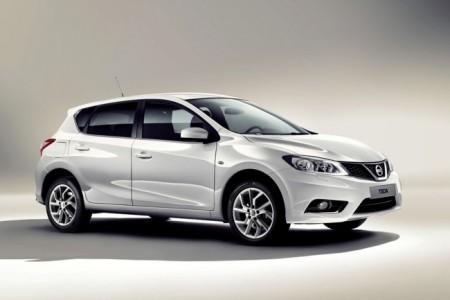 Nissan Tiida 2 для России