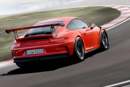 Porsche 911 GT3 RS 2015-2016