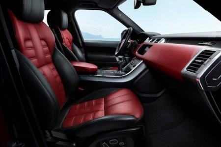 Range Rover Sport 2 HST салон