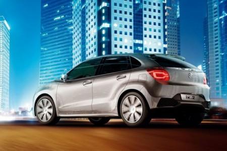 Suzuki iK-2 концепт 2015
