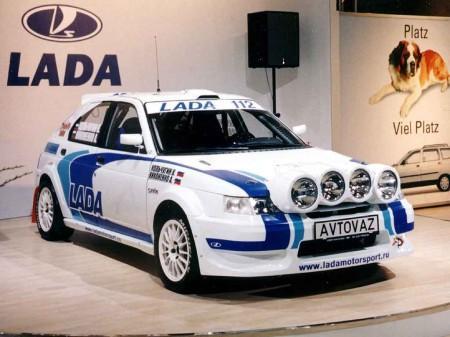 racing-тюнинг ВАЗ 2112