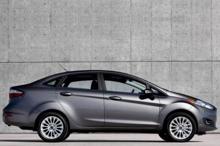 Форд Фиеста седан 2016