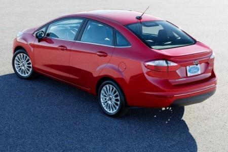 Форд Фиеста 6 седан