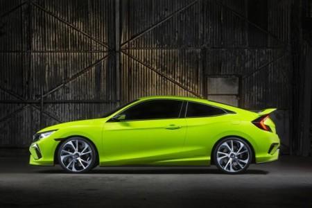 Хонда Цивик Концепт 2015