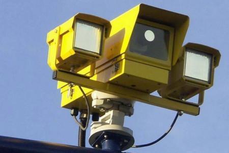 как выглядят камеры контролирующие скоростной режим