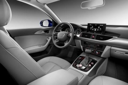 Audi A6 L e-tron салон