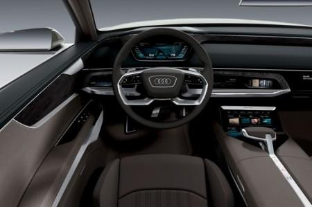Audi Prologue Allroad салон