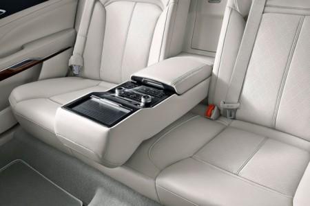 Ford Taurus 7 интерьер