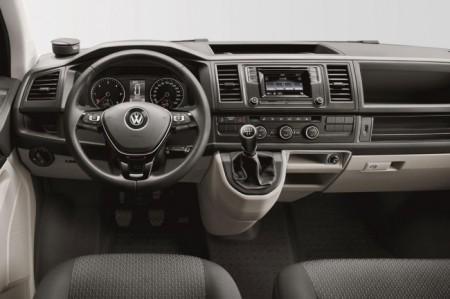Volkswagen T6 салон