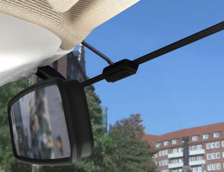 внутрисалонная антенна для машины
