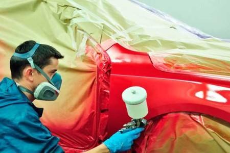 выбираем краскопульт для покраски авто