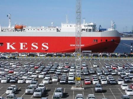 доставка автомобилей из Японии