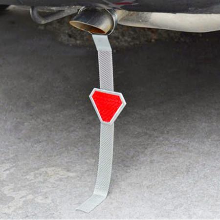 металлическая цепочка-антистатик для автомобиля