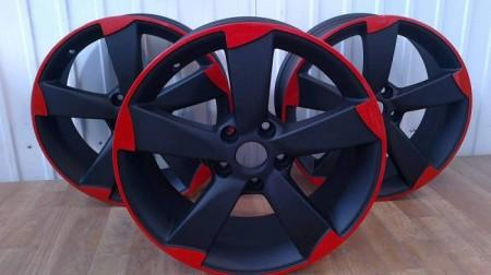 покраска колесных дисков