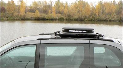 спутниковая антенна для авто