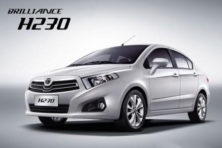 Brilliance H230 седан