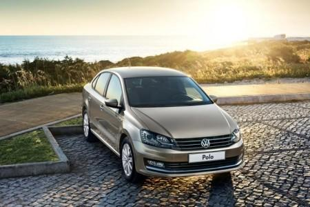 Volkswagen Polo в кузове седан 2015