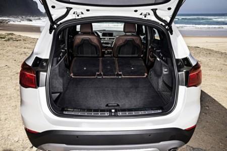 багажник БМВ Х1 Ф48 2016