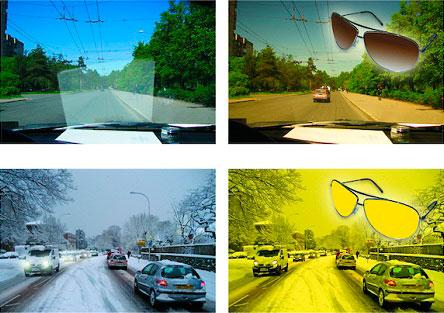 зачем нужны очки для водителей
