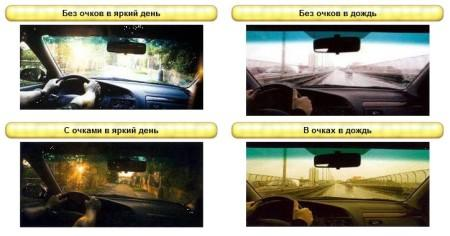 зачем нужны очки для вождения