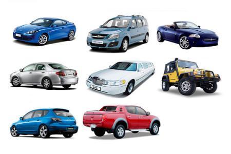 как отличить виды кузовов машин
