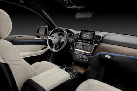 салон Mercedes-Benz GLS