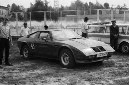 самодельный автомобиль из СССР