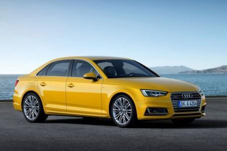 Audi A4 в кузове B9