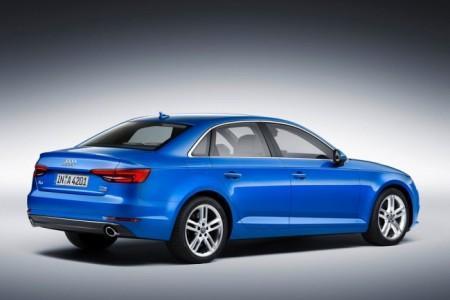 Audi A4 2016 модельного года