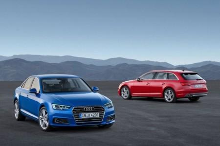 Audi A4 B9 седан и универсал