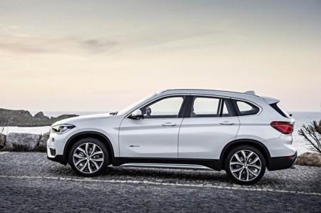 BMW X1 в новом кузове 2016