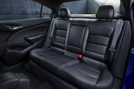 Chevrolet Cruze 2 - интерьер