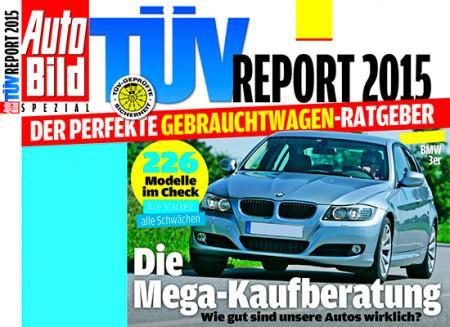 TUV Report 2015