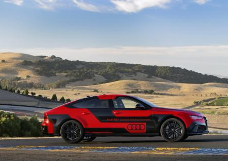 беспилотный Audi RS7 Concept