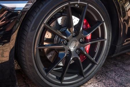 диски обновленного Porsche 911 2016