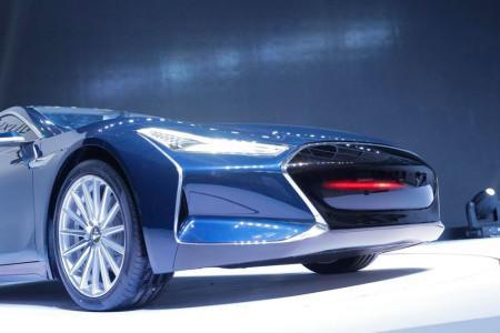 китайский электромобиль Youxia X