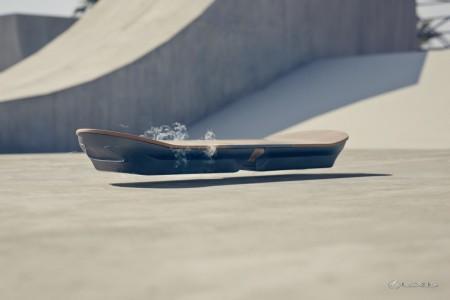 летающий скейтборд Lexus