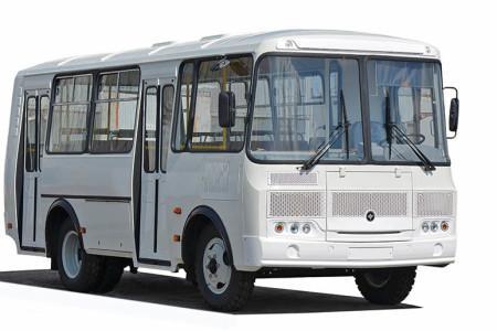 рестайлинговый автобус ПАЗ 2015