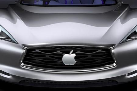 электромобиль Apple