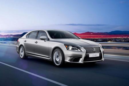 Lexus LS (XF50)
