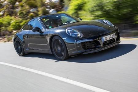 Porsche 911 в кузове 991 2016