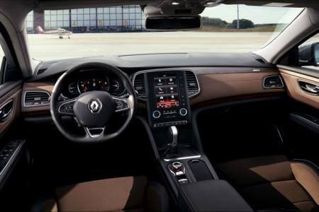 Renault Talisman - салон