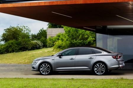 Renault Talisman - экстерьер