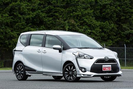 Toyota Sienta TRD