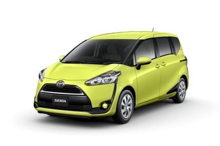 Toyota Sienta X (7 мест, 2WD)
